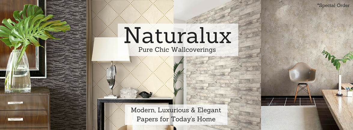 Naturalux Pure Chic Wallcoverings
