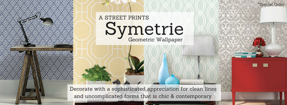 Symetrie Geometric Wallpaper
