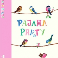Pajama Party Children's Wallpaper Pattern Book
