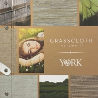 Grasscloth II by York Pattern Book