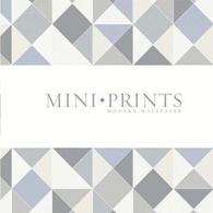 Mini Prints Modern Wallpaper