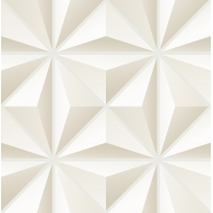 Flower Panel 3D Wallpaper