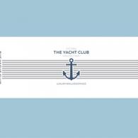 Yacht Club Wallpaper Pattern Book