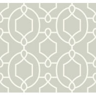 Large Geometric Wallpaper