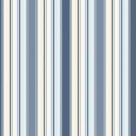Blue Smart Stripes 2 Wallpaper