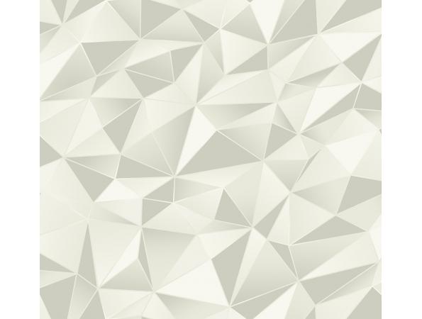 Black Crystals 3D Wallpaper