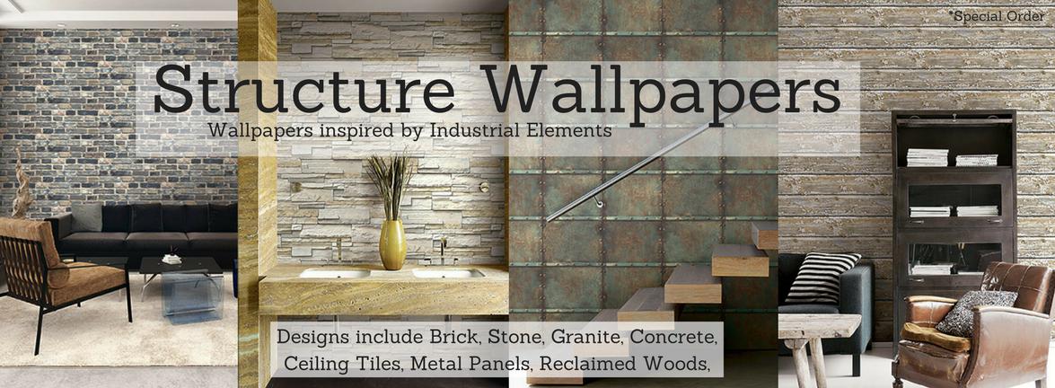 Structure Wallpaper Pattern Book