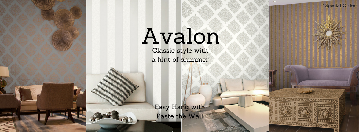 Avalon Decorline Wallcoverings