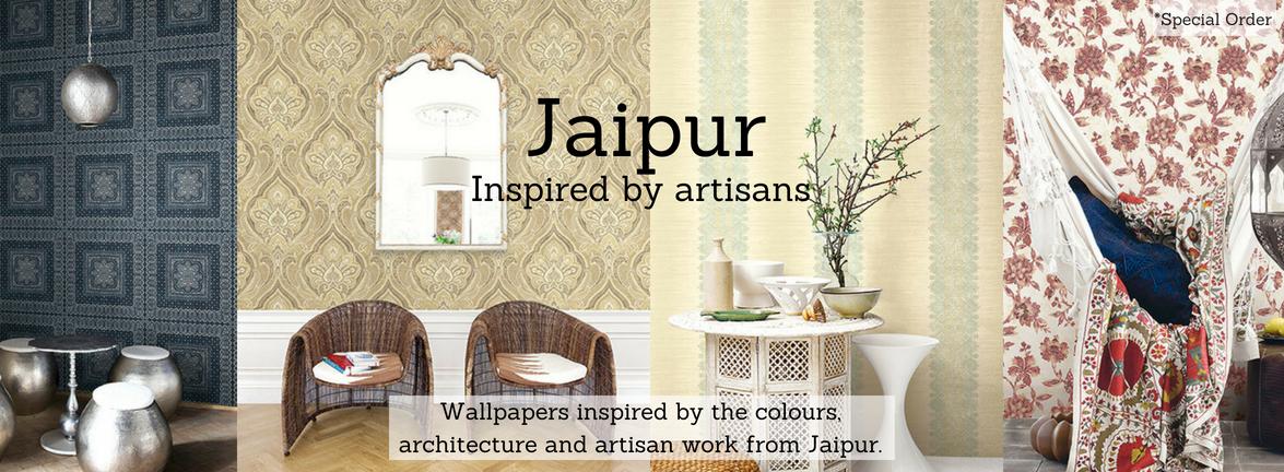 Jaipur Wallpaper Pattern Book