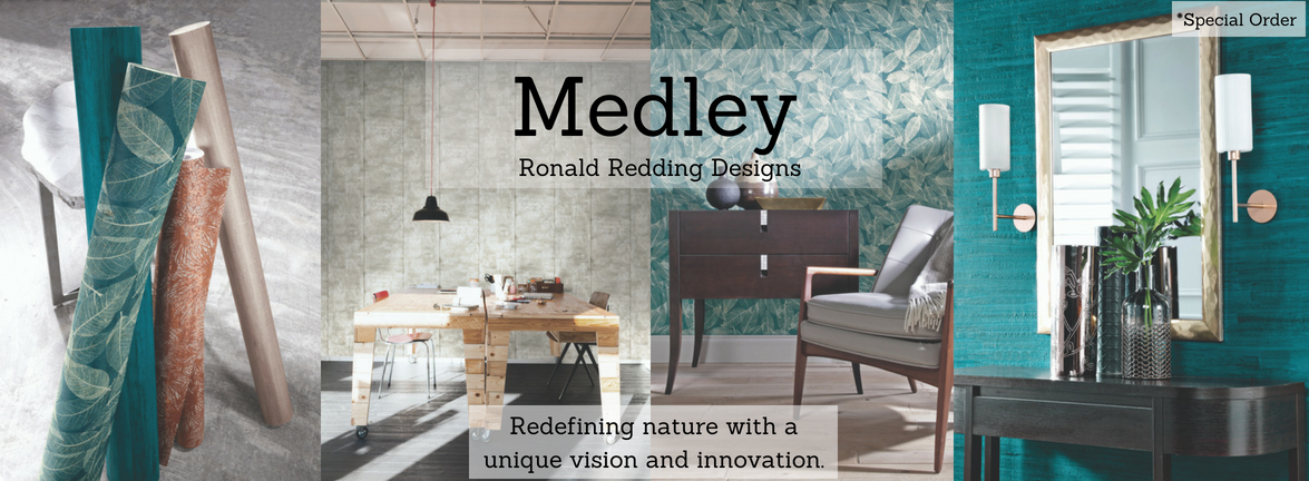 Ronald Redding Medley Pattern Book