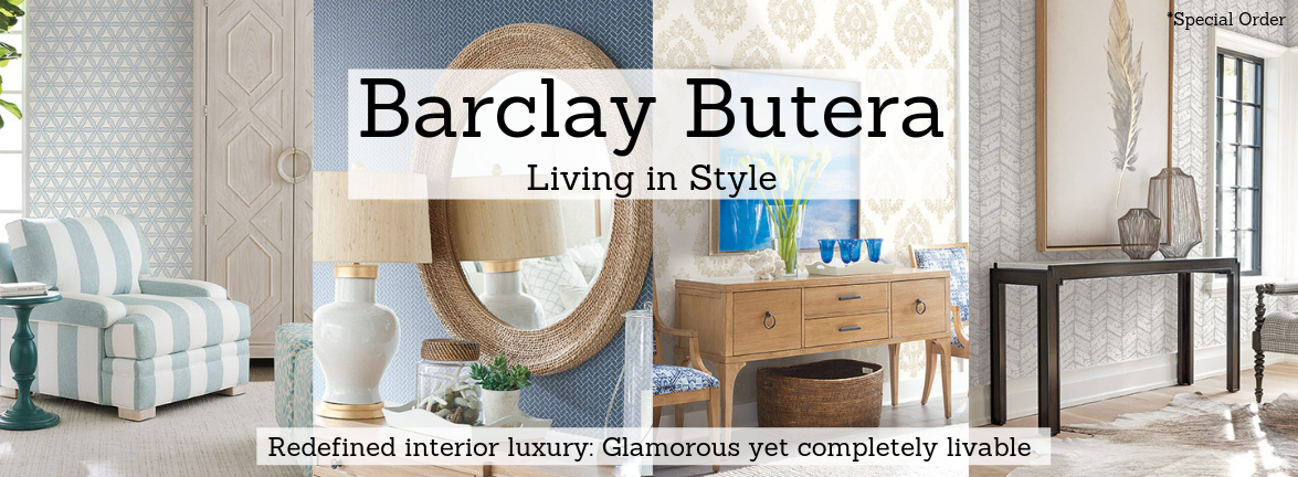 Barclay Butera Wallpaper Pattern Book