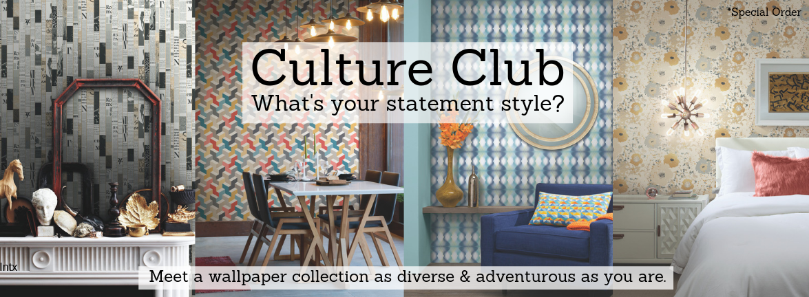 Culture Club Pattern Book