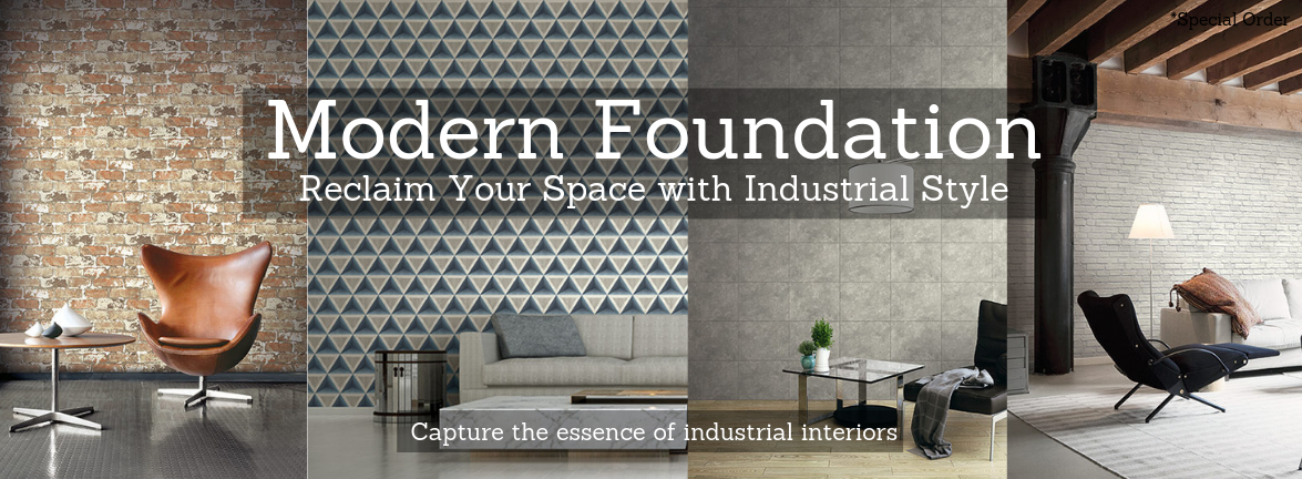 Modern Foundation Wallpaper Pattern Book