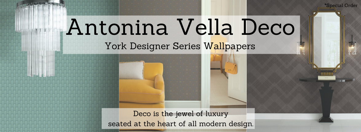Antonina Vella Deco Pattern Book