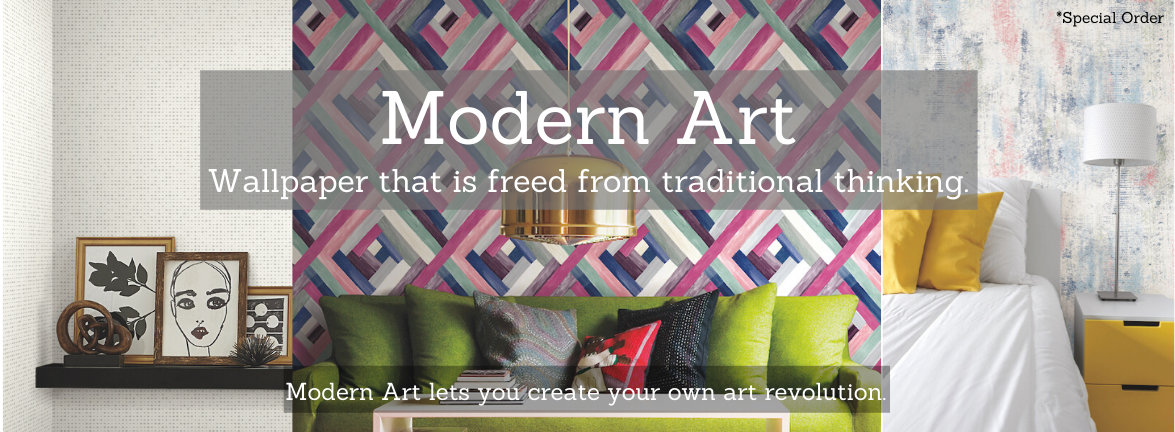Modern Art Wallpaper Pattern Book