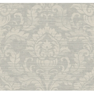 Pearl Damask Wallpaper