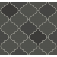 Tile Trellis Wallpaper