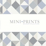 Mini Prints Modern Wallpaper