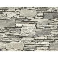 Layered Stone Wallpaper