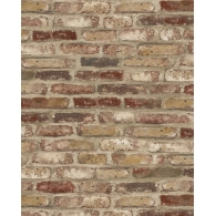 Brick Wall 3D Wallpaper