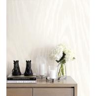 Wood Faux Finish Wallpaper Room Setting
