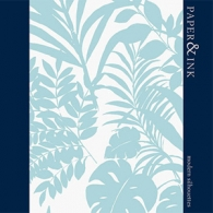 Modern Silhouettes Wallpaper Pattern Book