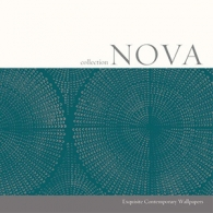 Nova Wallpaper Pattern Book
