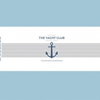 Yacht Club Wallpaper Pattern Book