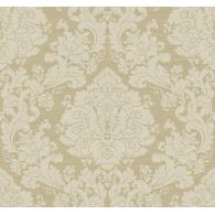 Textured Damask Wallpaper
