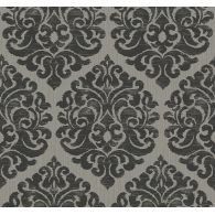 Medallion Damask Modena Wallpaper