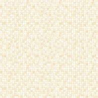 Tiny Tile Beige Natural FX Wallpaper