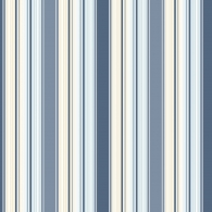 Blue Smart Stripes 2 Wallpaper
