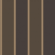 Brown Smart Stripes 2 Wallpaper