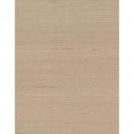 Plain Grasscloth Grey Beige Wallpaper