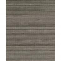 Metallic Grey Grasscloth Wallpaper