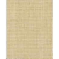 Woven Crosshatch Gold & Beige Grasscloth Wallpaper
