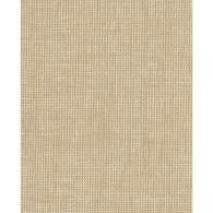 Woven Crosshatch Silver & Beige Grasscloth Wallpaper