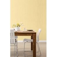 Stria Stripe Texture Beige Natural FX Wallpaper Room Setting