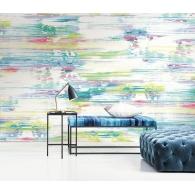 Splatter L'Atelier de Paris Mural Room Setting
