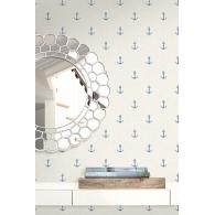 Cape Cod Anchors Destination USA Wallpaper Room Setting