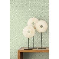 Fretwork Daisy Bennett Wallpaper Room Setting