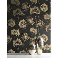 Ammi Daisy Bennett Wallpaper Room Setting