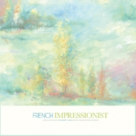 French Impressionist Wallpaper Pattern Book