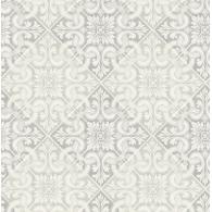 Tile Brownstone Wallpaper