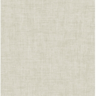 Linen Texture Brownstone Wallpaper