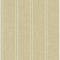 Stripe Brownstone Wallpaper