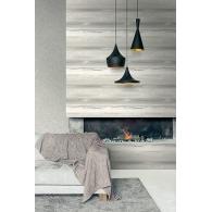 Watercolour Horizontal Canvas Textures Wallpaper Room Setting
