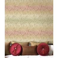 Ombre Paisley Jaipur 2 Wallpaper Room Setting