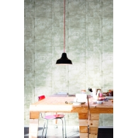 Gladstone Industrial Interiors II Wallpaper Room Setting