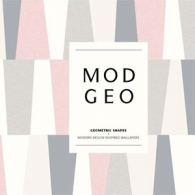 Mod Geo Wallpaper Pattern Book
